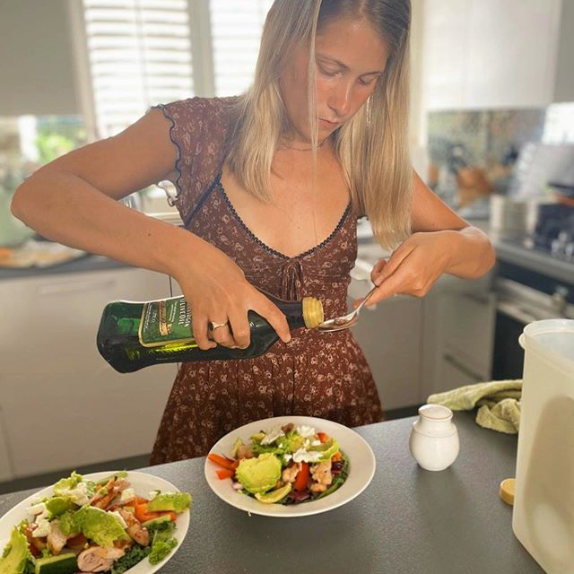 Energy with Emma salad