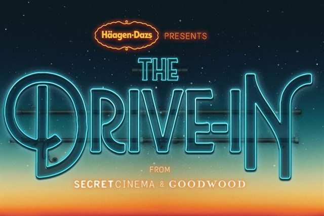 Secret Cinema and Haagen Daz at Goodwood